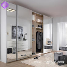 4 door mirrored sliding wardrobe doors pictures